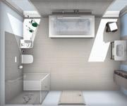 D Badplaner Kostenlos Badezimmerplaner D - Badezimmer planen online