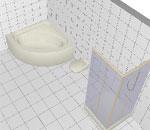 3d online badplaner kostenlos | dreidimensionale badplanung - Badezimmerplaner Online Kostenlos