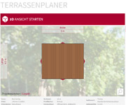 3D online Gartenplaner kostenlos | Internet Gartenplanung