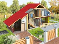Haus planen 3d  Kostenlose Hausplaner online | Software zur Hausplanung