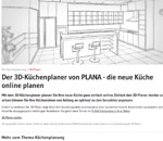 3d k chenplaner kostenlos k chenplanung 3d. Black Bedroom Furniture Sets. Home Design Ideas