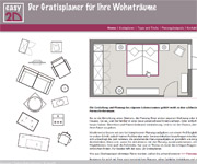 2d online wohnraumplaner zweidimensionale wohnraumplanung. Black Bedroom Furniture Sets. Home Design Ideas