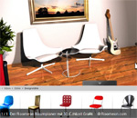 3d wohnraumplanung wohnungsplaner 3d. Black Bedroom Furniture Sets. Home Design Ideas