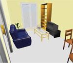 kostenloser wohnraumplaner download freeware wohnraumplanung. Black Bedroom Furniture Sets. Home Design Ideas